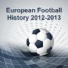 欧洲足球历史二千零十三分之二千零十二