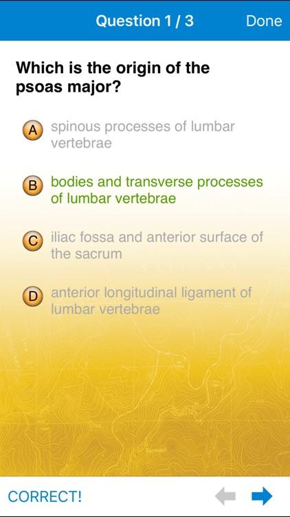 AMTA Massage Anatomy Guide screenshot-4