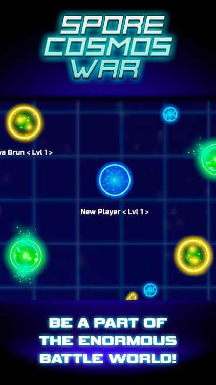 Spore Cosmos War