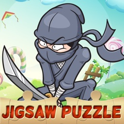Jigsaw Puzzle Ninja for Kids and Toddler