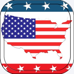 50 States Of United And America Capital Map Quiz