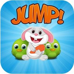 Jump And Jump - Rabbit Jump