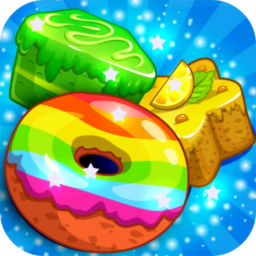 Magic Ice Candy - Cookies Jam 2 icon