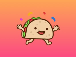 Give your friends something to taco-bout with this spicy sticker pack