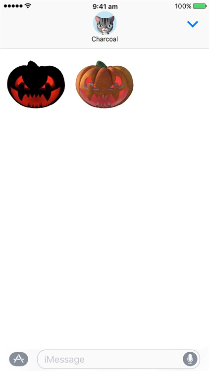 Halloween Stickers - Spooky Fun Sticker Pack screenshot-2