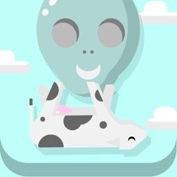 Cattleship : UFO Cow Hunt