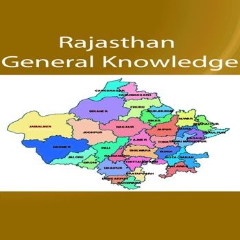 Rajasthan GK - General Knowledge