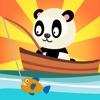 子供のためのパンダの釣りゲームは2-5歳