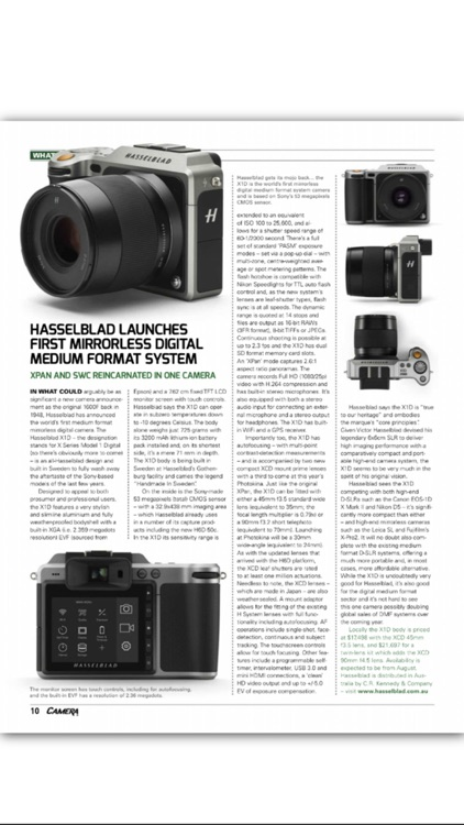 Camera Magazine screenshot-1