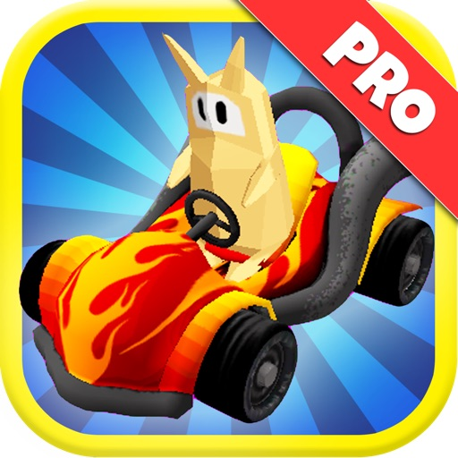 A Go-Kart Race Game: All-Star Racing Pro Edition