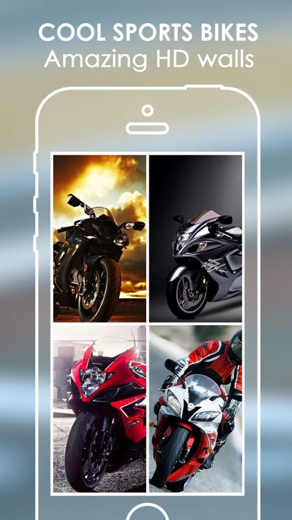 Best Bike Wallpapers | Cool Sport Racing Bikes screenshot-0