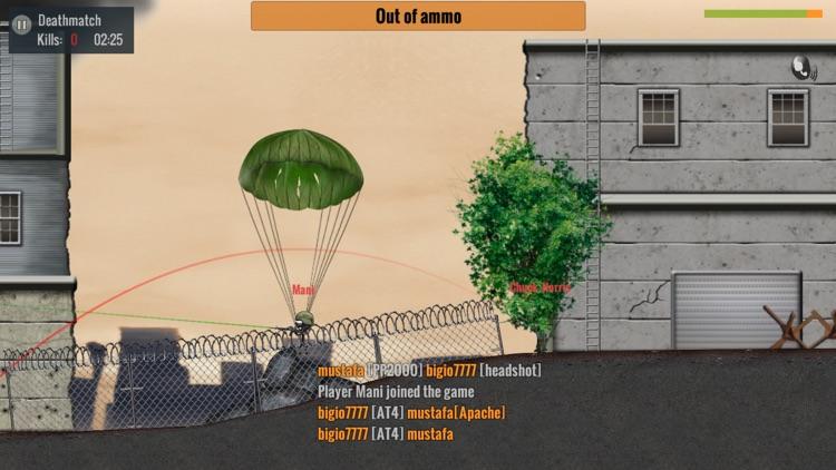 Stickman Battlefields screenshot-4