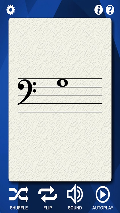 Trombone Flash Cards