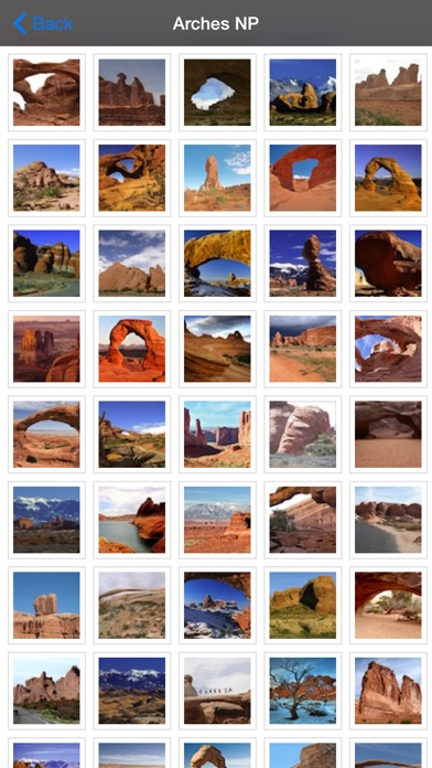 Arches National Park review screenshots