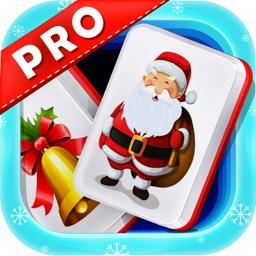 Santa Mahjong Solitaire Pro