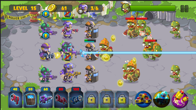 Zombie Invasion Defense