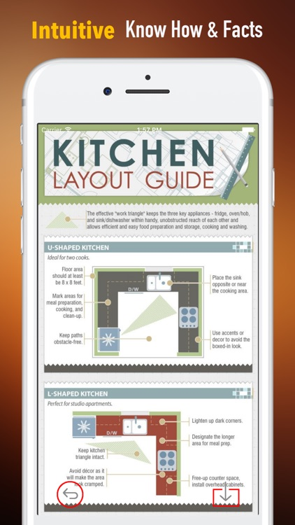 Kitchen Layouts 101-Hollywood Design and Style