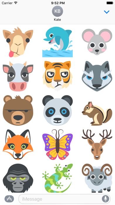 Animal EmojiScreenshot of 2