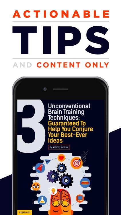 AAA+ Foundr - Entrepreneur Magazine for a Startup screenshot-4