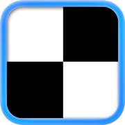 新免费黑白键盘:最好玩的钢琴块音乐游戏#节奏达人来!