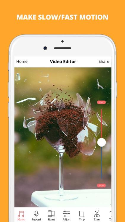VLINT Video Editor for Instagram & YouTube by VITELL MOBILE