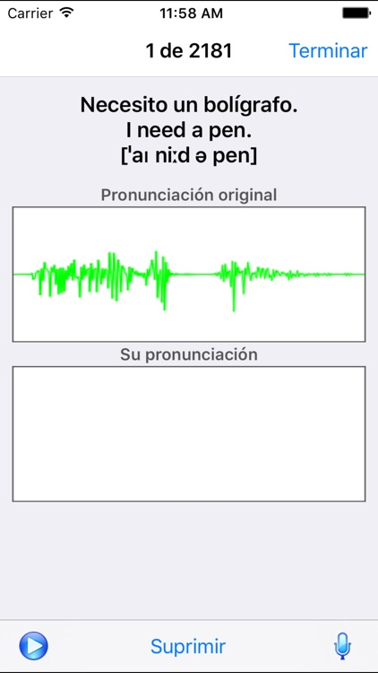 Tutorial de idiomas Jourist screenshot-4