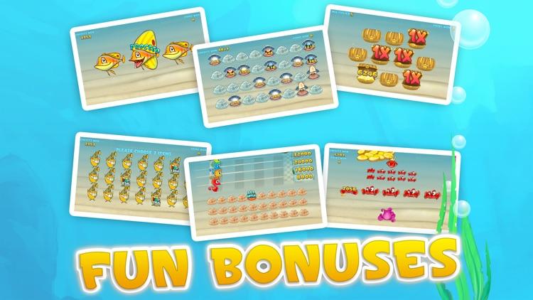 Fishy Slots Fun screenshot-3