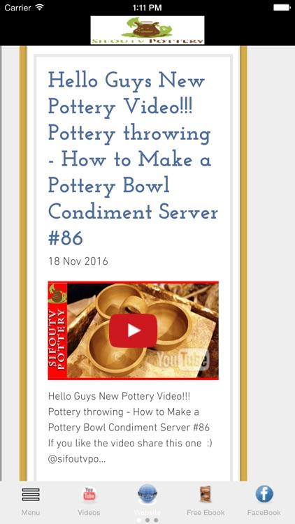 Pottery Art screenshot-4