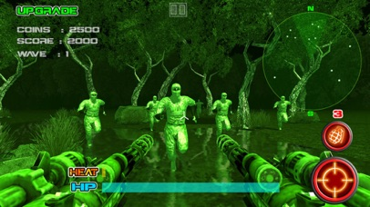 3D Special Ops VR - Night Vision Edition screenshot 1