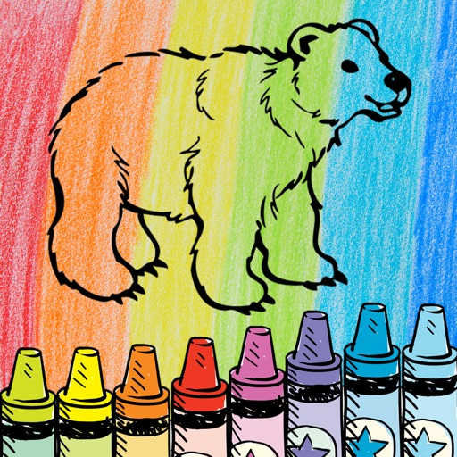 Coloring Book Fun: Paint and Draw For Kids