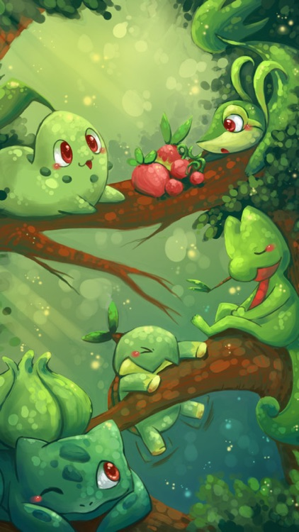 HD Poke Wallpapers for Pokemon GO