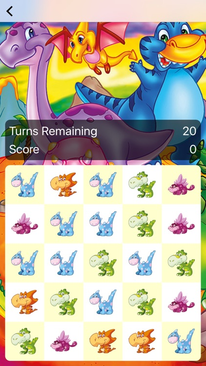Dino Match screenshot-1
