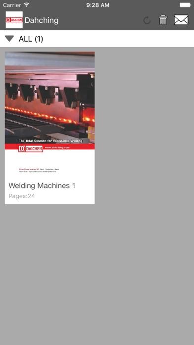 大慶電機工業有限公司屏幕截圖1