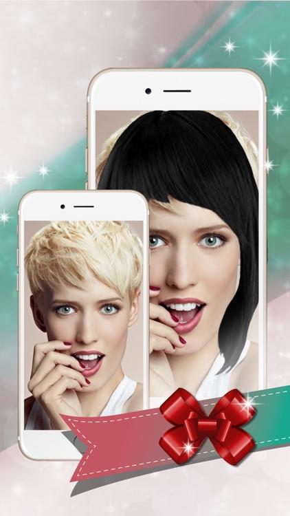 Virtual Hairstyle.s Picture Frames - Hair Salon
