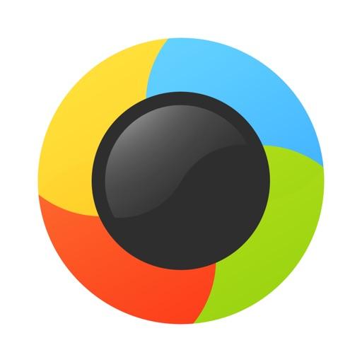 MOLDIV - Photo Editor, Collage & Beauty Camera app logo