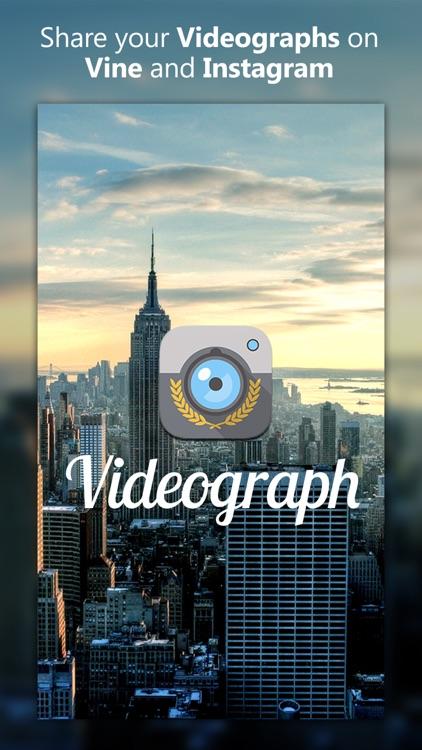 Videograph Pro: Edit Videos, Trim Crop & Cut Clips screenshot-4