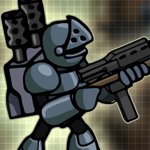 Peacekeeper: Protect the base in this defense game