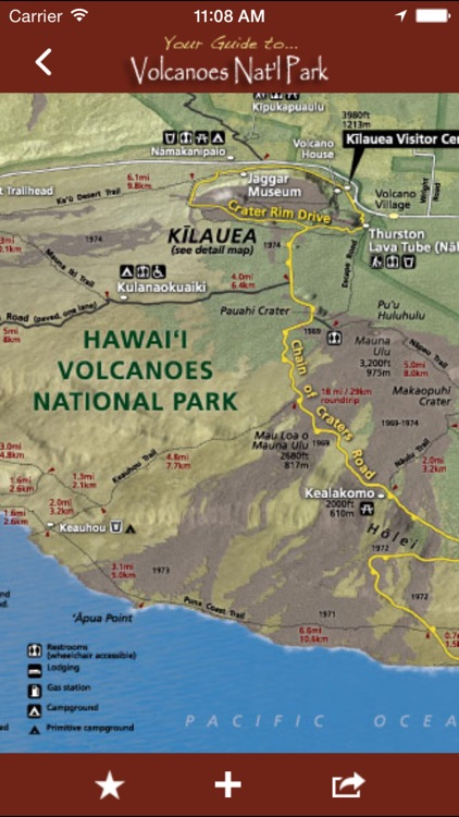 Your Guide to Hawai'i Volcanoes National Park screenshot-1