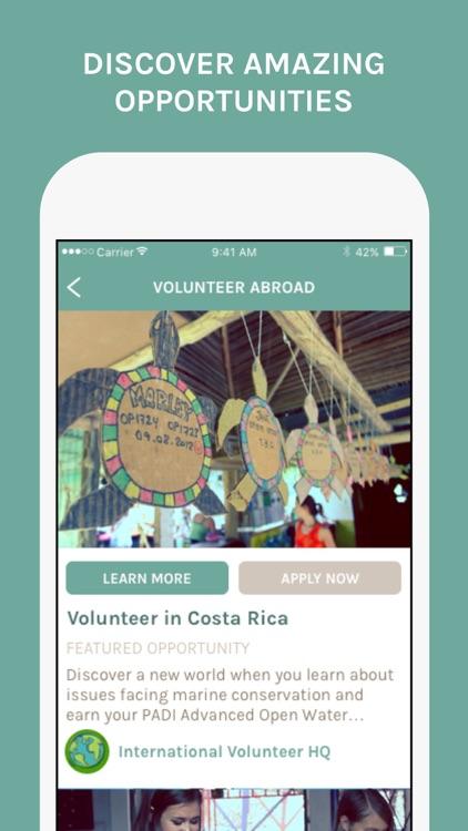 Goodwall - Social network for high school students screenshot-3