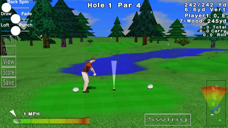 GL Golf Lite screenshot-1