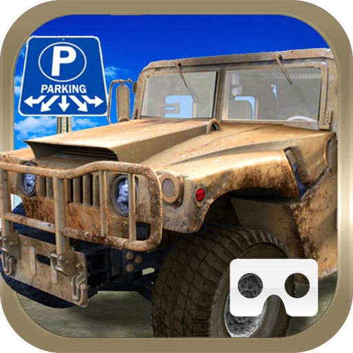 Vr Army Cargo Jeep : New Adventure-s Par-King Game