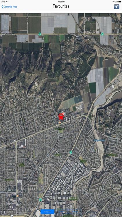 Camarillo Area (CAT) - California