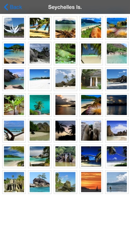 Seychelles Islands Offline Guide screenshot-4