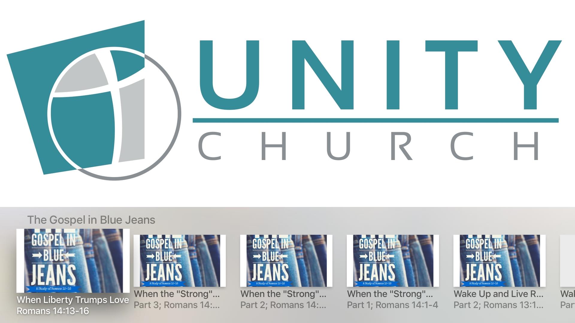 Unity Church - NC screenshot 8