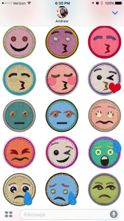 Awesome Craft Emoji Stickers screenshot-3