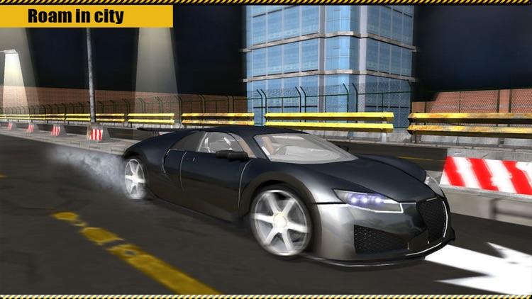 Multi-Level Car Parking & Driving School Simulator