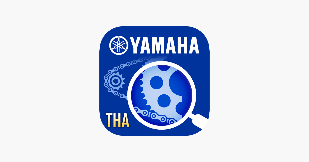 Yamaha parts catalogue tha on the app store for Yamaha parts store