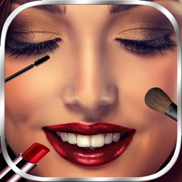 Makeup Salon Virtual Makeover PhotoBooth For Girls