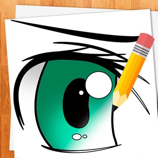 How to Draw Anime Eyes - Easy Lessons