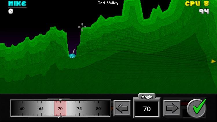 Pocket Tanks screenshot-4